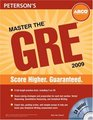 ARCO Master the GRE 2009