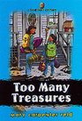 Too Many Treasures (Backpack, Bk 1)