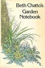 Beth Chattos Garden Notebook