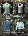 Art of Tangle Crochet: Sweater Collection Volume I