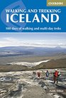 Walking and Treking in Iceland