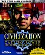 Civilization Call to Power Official Strategy Guide