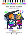 My First Piano Play Fun Songs With Colorful Codes For Kids And Beyond