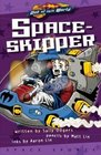 Space Skipper Illustrated Novel