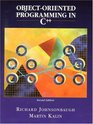 ObjectOriented Programming in C