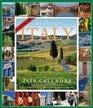 365 Days in Italy Calendar 2010