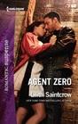 Agent Zero (Super Agents, Bk 1) (Harlequin Romantic Suspense, No 1865)