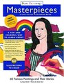 Start Exploring Masterpieces - A Fact-Filled Coloring Book