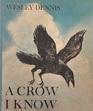 A Crow I Know
