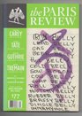 The Paris Review Issue 177 Summer 2006 No 177