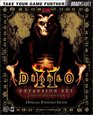 Diablo II Lord of Destruction Official Strategy Guide