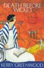 Death Before Wicket (Phryne Fisher Mystery, Book 10)