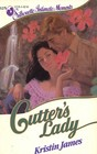 Cutter's Lady (Silhouette Intimate Moments, No 125)