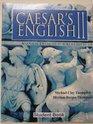 Caesar's English II Student Book