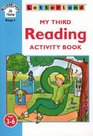 My Third Reading Activity Book Includes Pull-out Reading Game