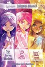 Star Darlings Collection Volume 1 Sage and the Journey to Wishworld Libby and the Class Election Leona's Unlucky Mission