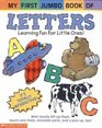 My First Jumbo Book of Letters