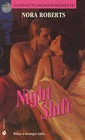 Night Shift (Night Tales, Bk 1) (Silhouette Intimate Moments, No 365)
