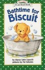 Bathtime for Biscuit (I Can Read Book)