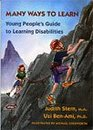Many Ways to Learn: Young People's Guide to Learning Disabilities