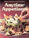 Better Homes and Gardens Anytime Appetizers