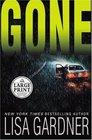 Gone (FBI Profiler, Bk 5) (Large Print)