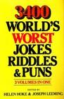 3400 World's Worst Jokes Riddles  Puns