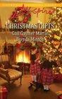 Christmas Gifts: Small Town Christmas / Her Christmas Cowboy (Love Inspired)