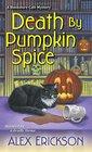 Death by Pumpkin Spice (Bookstore Cafe, Bk 3)