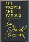 All people are famous