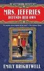 Mrs. Jeffries Defends Her Own (Mrs Jeffries, Bk 30)