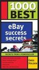 1000 Best eBay Success Secrets (1000 Best)