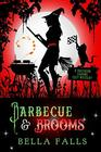 Barbecue & Brooms (A Southern Charms Cozy Mystery)