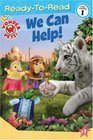We Can Help! (Ready-to-Read. Pre-Level 1)