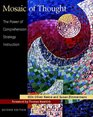 Mosaic of Thought Second Edition The Power of Comprehension Strategy Instruction