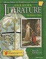 Glencoe Literature Brithish Literature Arkansas Edition The Readers Choice