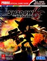 Shadow The Hedgehog Prima Official Game Guide