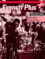 French Plus Teacher's Book