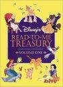 Disney's Read to Me Treasury - Volume One