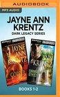 Jayne Ann Krentz Dark Legacy Series Books 1-2 Copper Beach  Dream Eyes