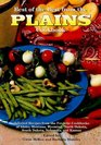 Best of the Best from the Plains Cookbook