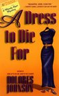 A Dress to Die For (Mandy Dyer, Bk 3)
