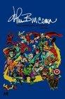 John Buscema Michelangelo of Comics Deluxe Hardcover