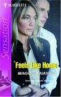 Feels Like Home (Oklahoma All-Girl Brands, Bk 4) (Silhouette Intimate Moments, No 1395)