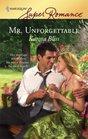 Mr Unforgettable