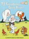 PJ Funnybunny Spring Fever