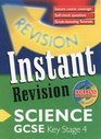 GCSE Science Instant Revision Cards