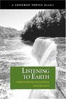Listening to Earth A Reader