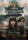 A Series of Unfortunate Events 4 The Miserable Mill Netflix Tie-in