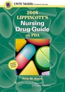 2008 Lippincott's Nursing Drug Guide for PDA Powered by Skyscape Inc